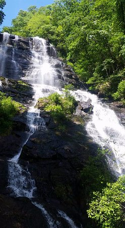 Amicalola Falls State Park: You can see this gorgeous view by a short walk or by a hike