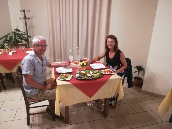 Riposto, Italien: una cena indimenticabile