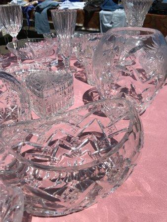 Henderson, CO: Glassware