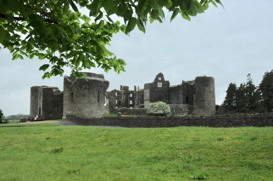 Roscommon, Ireland: nice castle