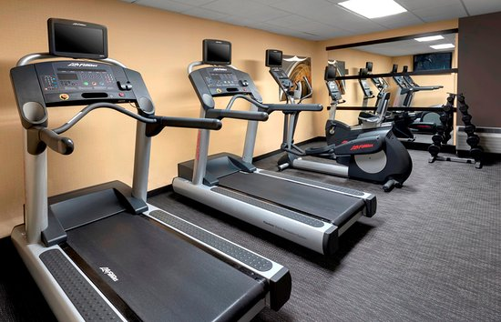Courtyard Philadelphia Devon: Fitness Center