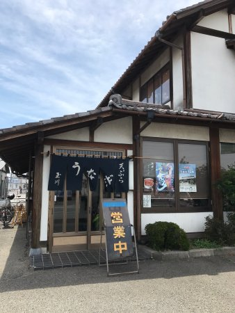 Isesaki, Japan: うなぎ玉川