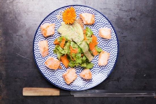 Moshi Moshi Sushi SOPOT: SAKE SARADA