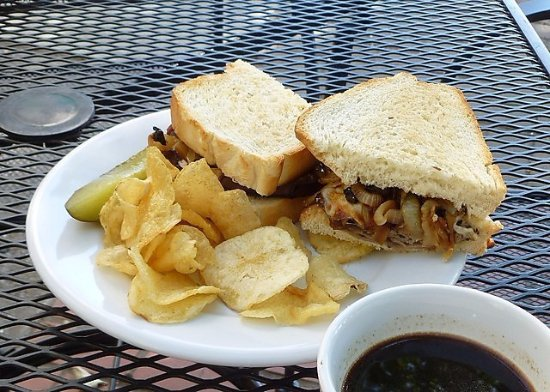 Cheney, Etat de Washington : Meager French Dip...