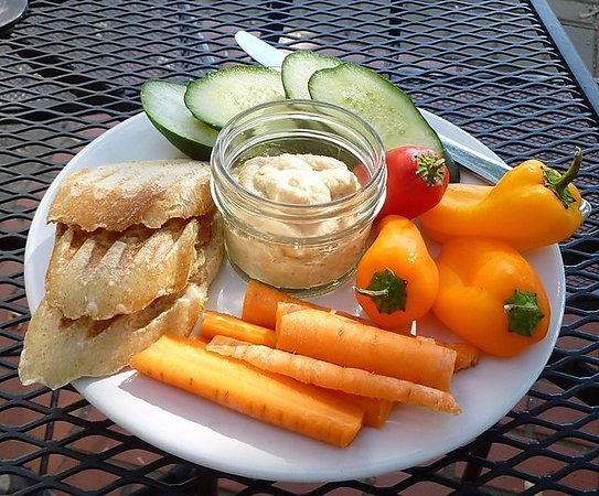 Cheney, WA: Not Enough Hummus...