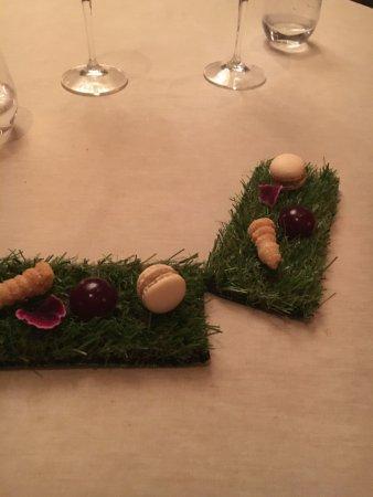 Met Restaurant : Pre Desert