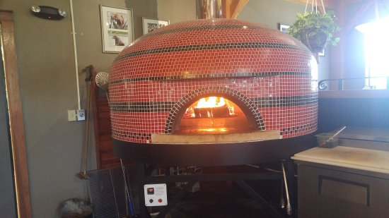 TimberCreek Tap and Table: The new wood fired oven is ready in meadville. Awesome!