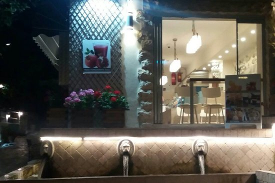 Spili, Grecja: Miron Grill Cafe
