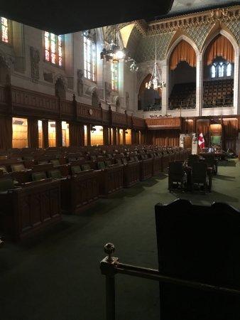Оттава, Канада: Lower House