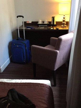 Hotel Luxer: Room 205