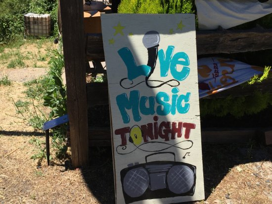 Oroville, Kalifornia: Live Music