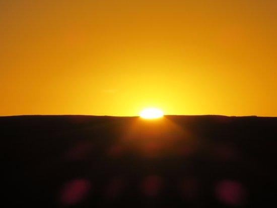 Karas Region, Namibia: Por do Sol