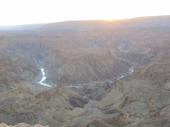 Karas Region, Namibia: Fish River Canyon - 3º maior do mundo.