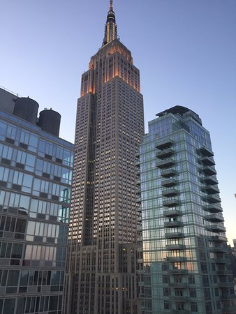 View from rooftop bar. - Picture of Arlo NoMad, New York ...