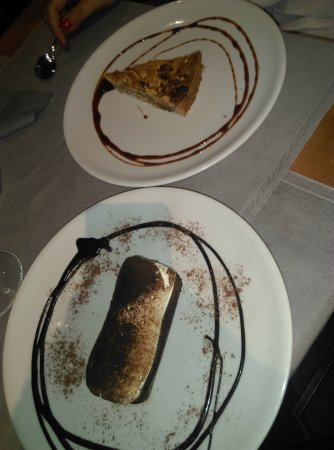 A nice dinner in Riomaggiore