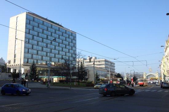 Parkhotel Praha Bild