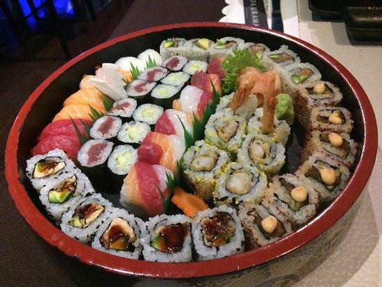 Platter ottimo per 2 persone fantastico photo de for Accord asian cuisine