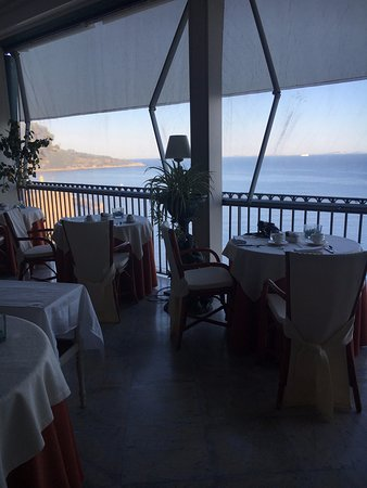 Grand Hotel Ambasciatori: where be ate breakfast each day