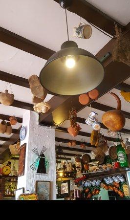 Great Dutch bar.