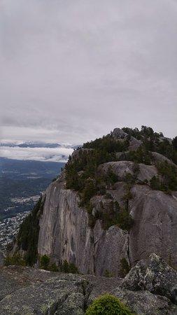 Σκουάμις, Καναδάς: second peak