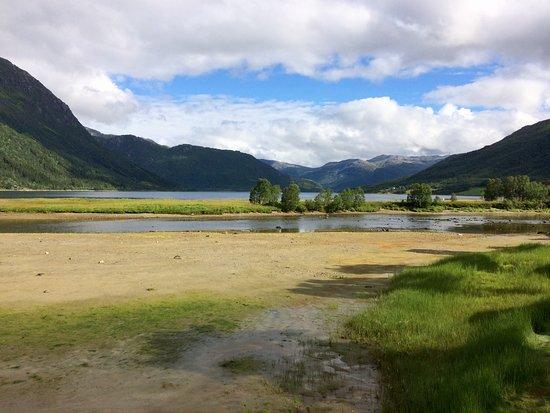 Troms, Νορβηγία: Gullesfjord