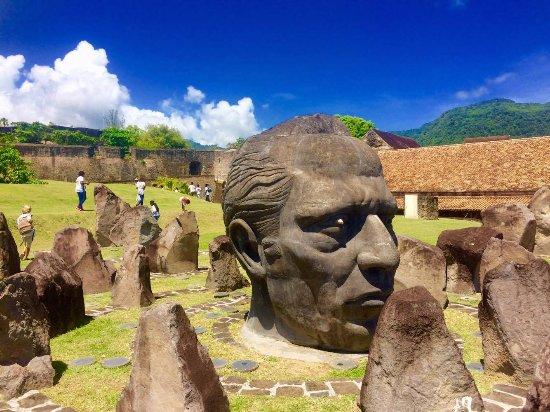Basse-Terre, Guadalupe: Fort Delgres