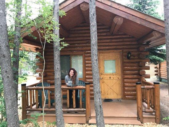Silverwolf Log Chalet Resort : photo0.jpg