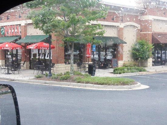 Fayetteville, GA: Never have I eaten Italian food this good.