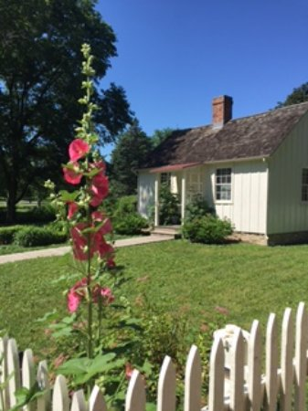 West Branch, IA: President Hoover's Humble Home