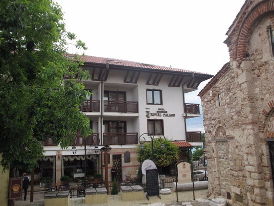 Nessebar Royal Palace: Exterior view of hotel