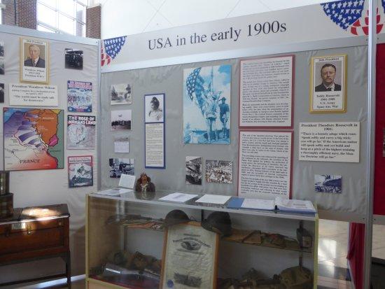 Freedom Museum: Exhibit
