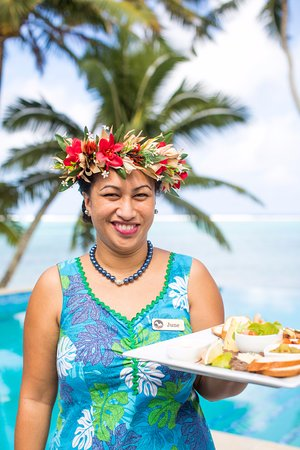 Titikaveka, Islas Cook: Friendly Service