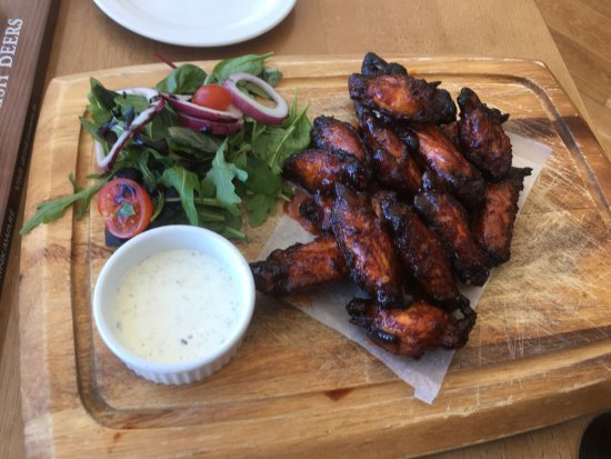 Leitrim, Irland: outstanding wings