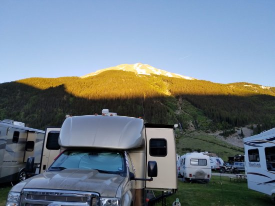Silver Summit RV Park and Jeep Rentals : Silver Summit RV Park