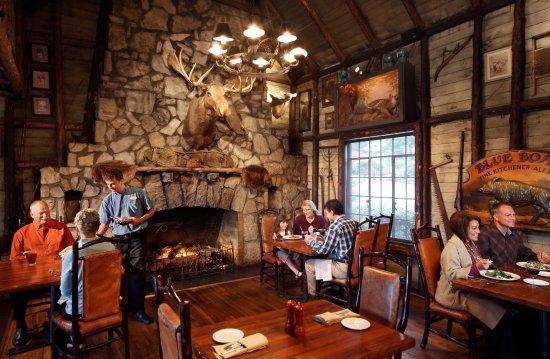 Devils Pool Restaurant
