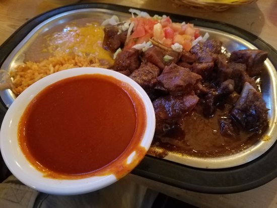 Maria's New Mexican Kitchen: Ribs