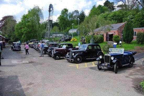 Χέρεφορντ, UK: Morris Register visit 2nd May 2017