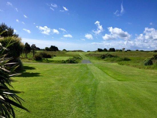 Wicklow, Irlanda: 10th Fairway