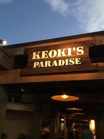 Keoki's Paradise: photo1.jpg