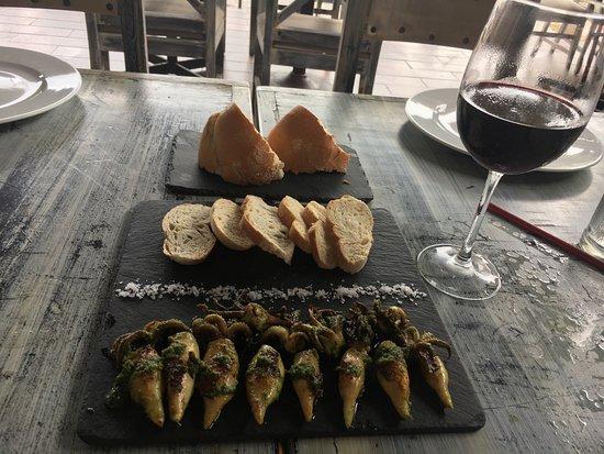 Fantastic Spanish cuisine