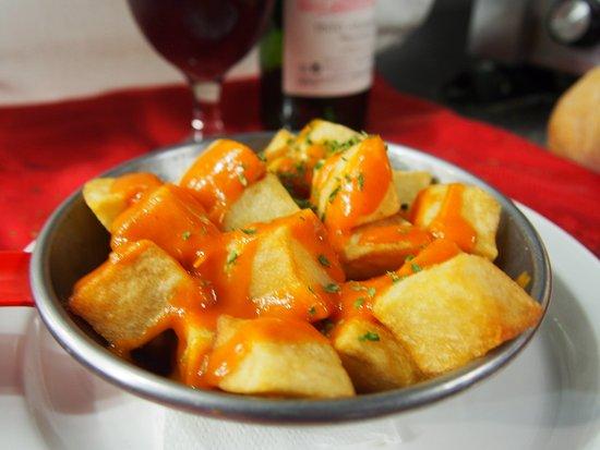 La Masia : Patatas bravas