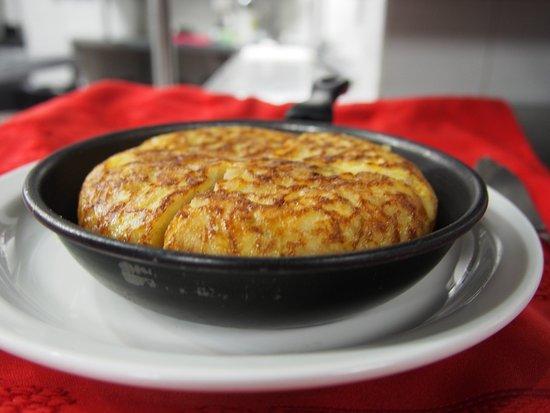 La Masia : Infaltable: Tortilla de patata
