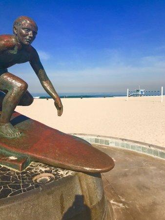 Эрмоса-Бич, Калифорния: Hermosa Beach Pier
