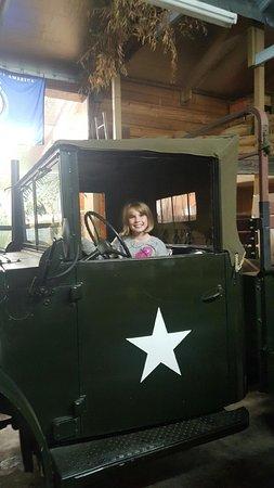 Atoka, TN: WW2 Dodge 3/4 ton
