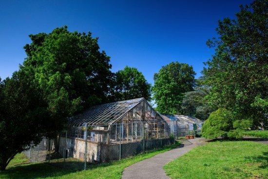 New Rochelle, Νέα Υόρκη: Old Garden Conservatory