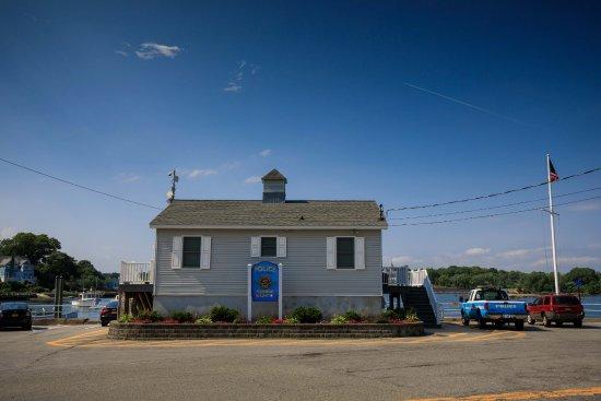 New Rochelle, NY: Police Station