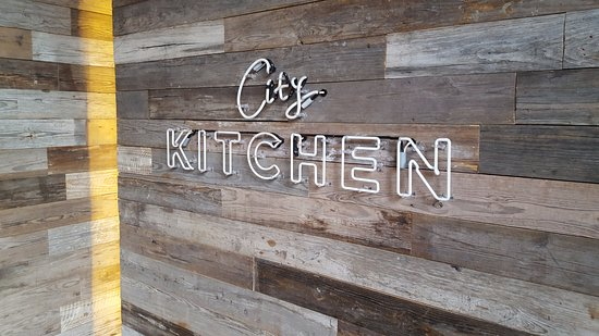 City Kitchen Logo entrance for city kitchen - picture of city kitchen, new york city