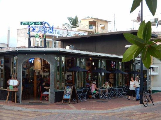 The Rock Galapagos - Seafood Grill & Bar: The Rock - Exterior