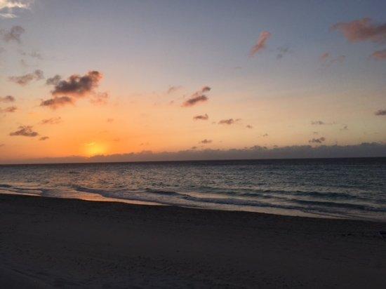 Melia Las Americas: Sunset