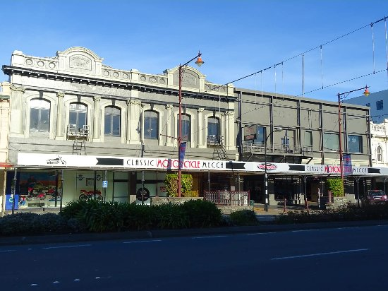 Invercargill, New Zealand: Museum